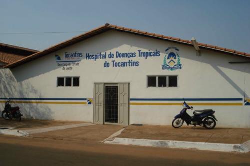 Hanseniase - Tocantins visita intermediaria - Pe sitio Xambioa - 007